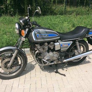 Suzuki - GS 850 - 1980