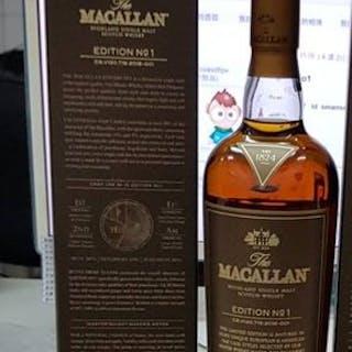 Macallan Edition No 1 - 700ml