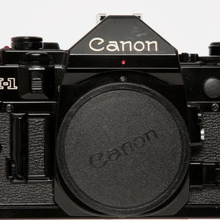 Canon analoge A-1 body