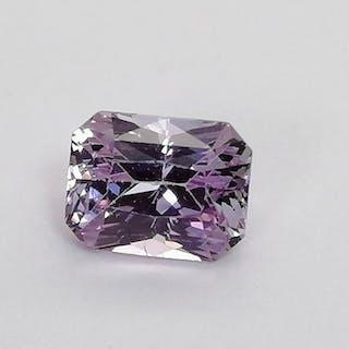 Violet Sapphire - 1.48 ct