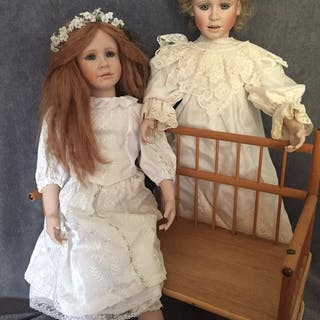 Margreet Ingels - Puppe lentemeisjes Jennifer Esteban - 1990-1999 - Niederlande