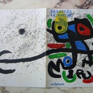 Joan Miro - Derrière le miroir, N° 186: 8 lithographies - 1970