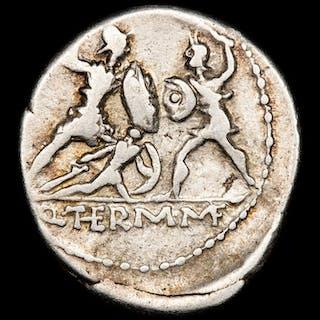 República Romana - AR Denarius