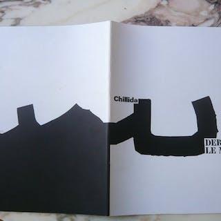 Chillida - Derrière le miroir N° 204: 3 lithographies originales - 1973