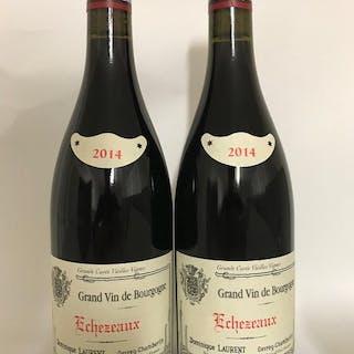 2014 Echezeaux Grand Cru - Dominique Laurent- Bourgogne - 2 Bottle (0.75L)
