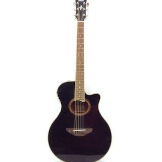 Yamaha - APX700ii - Acoustic Guitar
