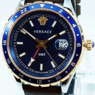 Versace - HELLENYIUM GMT Mens - V11080017 - Herren - 2011-heute