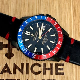 Meccaniche Veneziane - Automatic Watch Nereide GMT 2.0...
