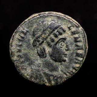 Römisches Reich - Half Follis - Helena (324-330 A.D.) Constantinople mint