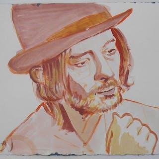 Thom Yorke & Related - Kunstwerk/ Gemälde - 2015