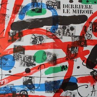 Joan Miro - Original Farblithografien von Joan Miro. Couverture.