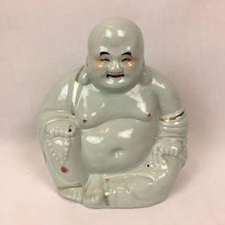 Buddha (1) - white - Porcelain - figure - Boeddha - China...