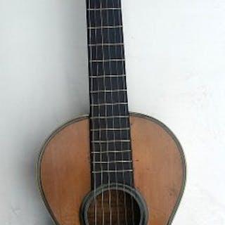 LUIGI NIZZOLA - guitare romantique - Italie