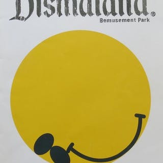Banksy - Dismaland Bemusement Park - 2015