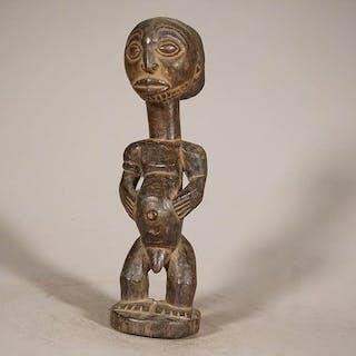Scultura (1) - Legno - Male - Luba - Repubblica Democratica del Congo