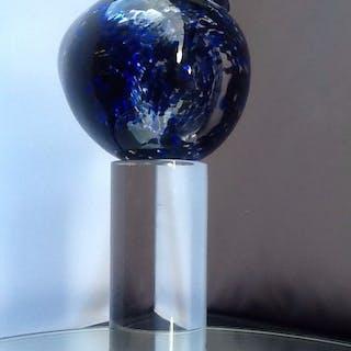 Bengt Edenfalk - Skruf - Glasobjekt (1) - Glas
