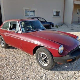 MG - B GT - 1977