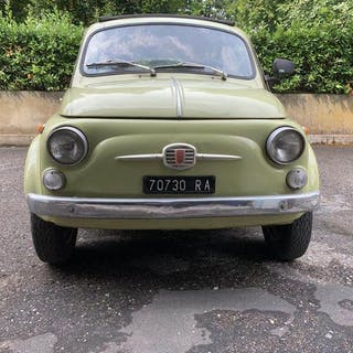 Fiat - 500 D - 1963