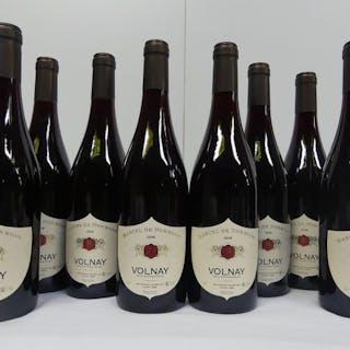 2016 Volnay - Marcel de Normont - Bourgogne - 8 Flaschen (0,75 l)