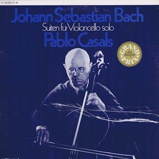 Pablo Casals - Johann Sebastian Bach: Suiten für...
