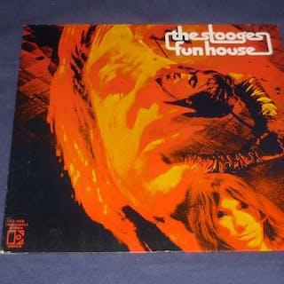 Iggy Pop & The Stooges - Fun House - French Press - Gatefold - LP Album - 1971