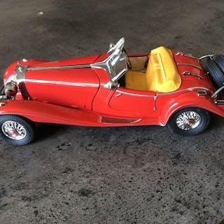 Franklin Mint - 1:24 - Mercedes 500 K Spezial Roadster