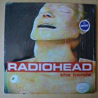Radiohead - the Bends - LP Album - 1995