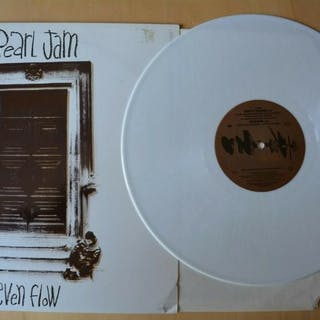 "Pearl Jam - Even Flow - Maxi Single 12"" - 1992"