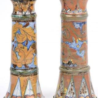 Paar Vasen - Keramik