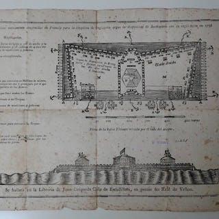 España - Documento - 1799