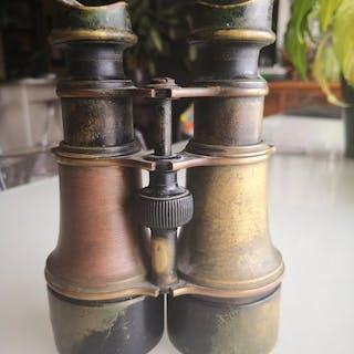 France mid 19th century binoculars