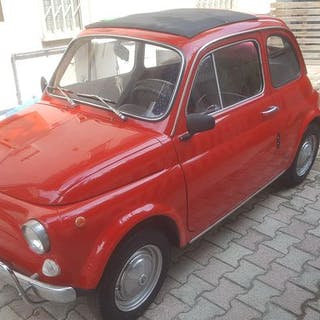 Fiat - 500 L - 1970