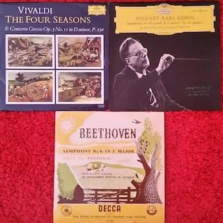 Vivaldi, Mozart