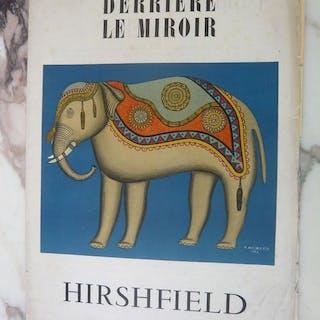 Morris Hirshfield- Derrière le miroir N° 35 - 1951