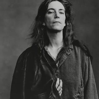 Patti Smith -Annie Leibovitz / Oliver Ray / Arista...