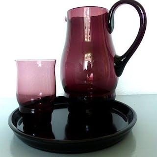 Royal Leerdam - Wasser gesetzt - Glas