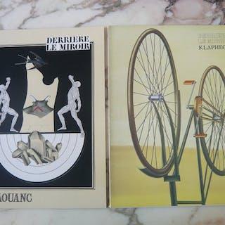 Alain Le Yaouanc et Klapheck - Derrière le miroir N° 188 et 238 - 1970/1979