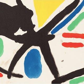 Joan Miró - The tapestry of Tarragona
