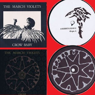 The March Violets (New Wave