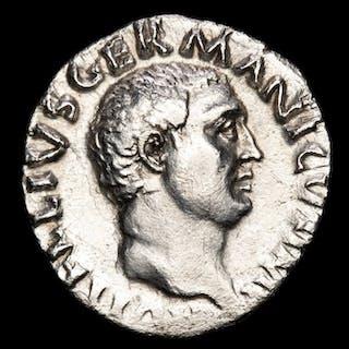 Imperio Romano - Denarius - Vitellius (69 A.D.)