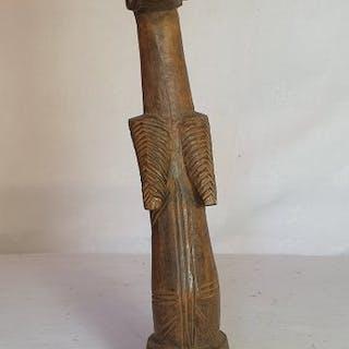 statua (1) - Legno - MOSSI - Burkina Faso