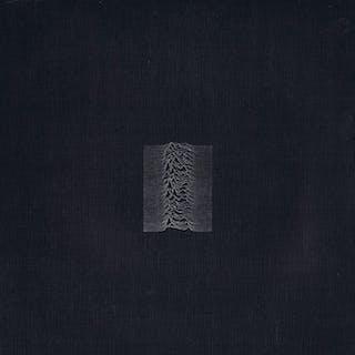 Joy Division - Unknown Pleasures- LP Album - 1979