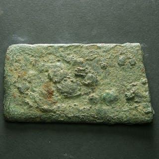 Roman Empire - Aes formatum AE 5th - 4th Century BC.