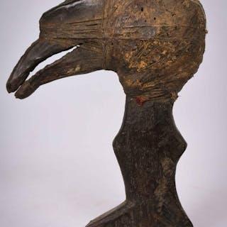 Figura fetish - Legno, Teschio animale - fon - Benin