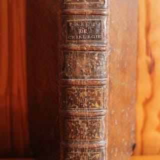 M. P*** M - Precis de Chirurgie Pratique - 1768