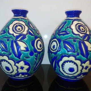 Charles Catteau - Keramis - Vase (2)