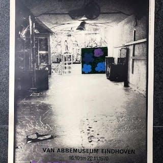 Jan van Toorn -Any Warhol Van Abbemuseum Eindhoven - 1970 - 1970