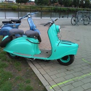 Peugeot - S57-B - 125 cc - 1958
