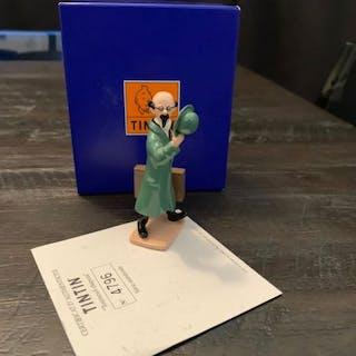 Tintin - Statuette Moulinsart 46903 - Tournesol chapeau - Erstausgabe - (1999)