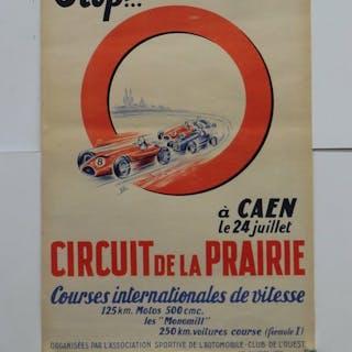 H.P. - Circuit de la Prairie - Caen 24 luglio - Organisées Assoc